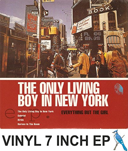 The Only Living Boy In New York EP (Incl OBI)