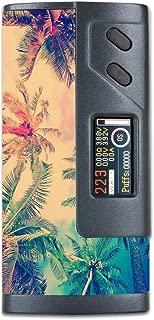 Skin Decal Vinyl Wrap for Sigelei Fuchai 213W Plus Vape Mod stickers skins cover/ Coconut Trees
