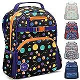 Simple Modern Kids' Fletcher Backpack, Solar System, 7 Liter