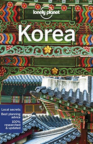 Lonely Planet Korea [Lingua Inglese]