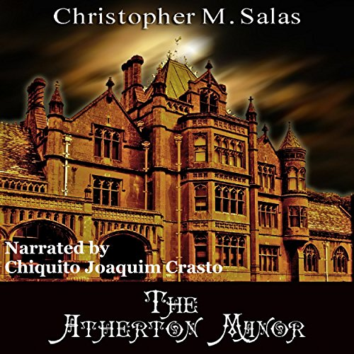 The Atherton Manor audiobook cover art