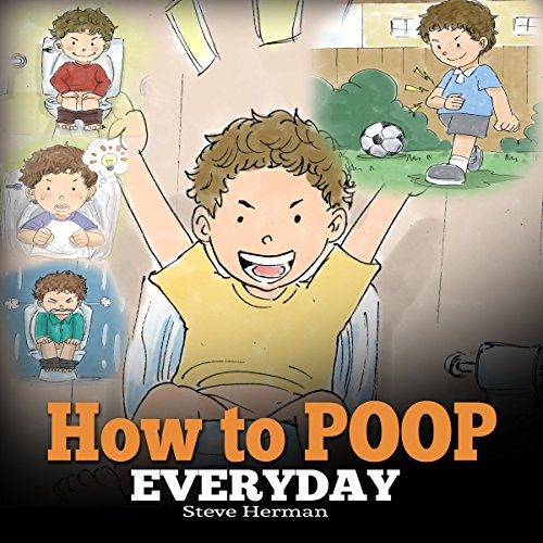 How to Poop Everyday audiobook cover art