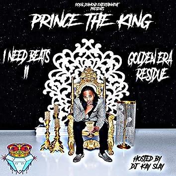 I Need Beats 2: Golden Era Residue