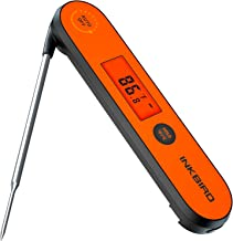 Inkbird New BBQ Meat Thermometer Rechargeable Waterproof IHT-1P Fast Instant Read