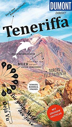 DuMont direkt Reiseführer Teneriffa: Mit großem Faltplan