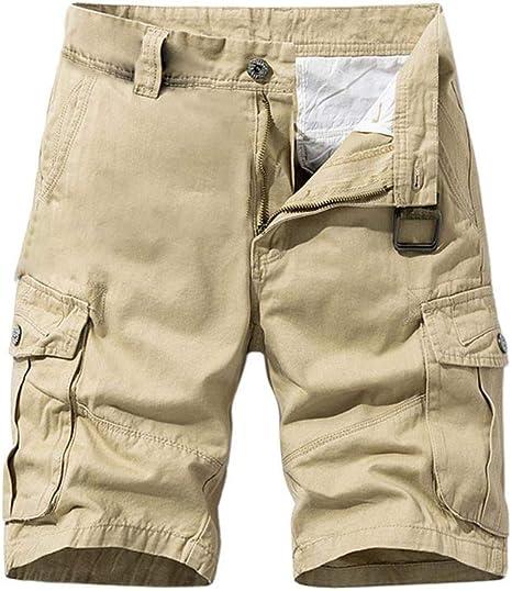 Briskorry – Pantalones cortos de deporte para hombre, pantalones cortos de deporte, pantalones cortos suaves, ligeros, para el tiempo libre, para la ...