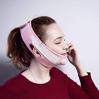 wsbdking Gezichtsheffingsriem V Face Shaper Lift Massager Gezicht Afslankende Riem Anti Rimpel Verminder Double Chin Banda...