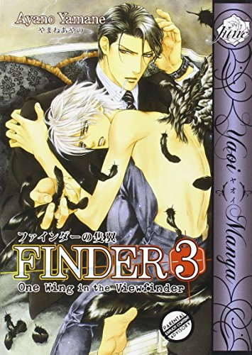 Finder Volume 3: One Wing in the View Finder (Yaoi)