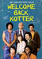 Welcome Back & Kotter: Season Three/ [DVD] [Import]