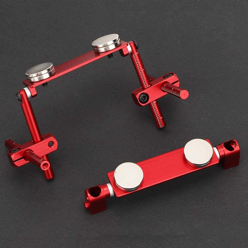 Flat Magnet for RC Car Body Shell Mount Kit for HSP 1//10 RC Racing Car