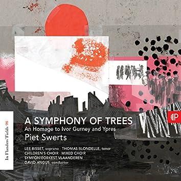 In Flanders' Fields, Vol. 98: A Symphony of Trees