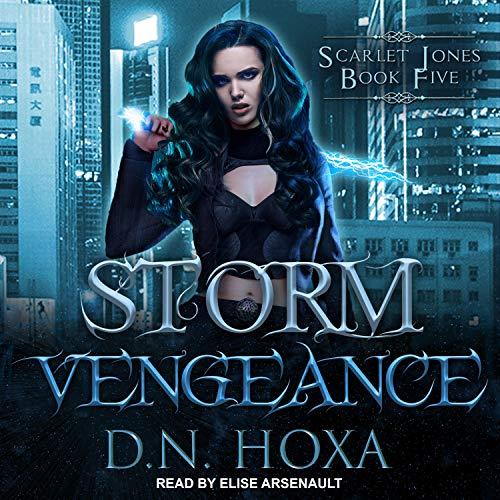 Storm Vengeance cover art