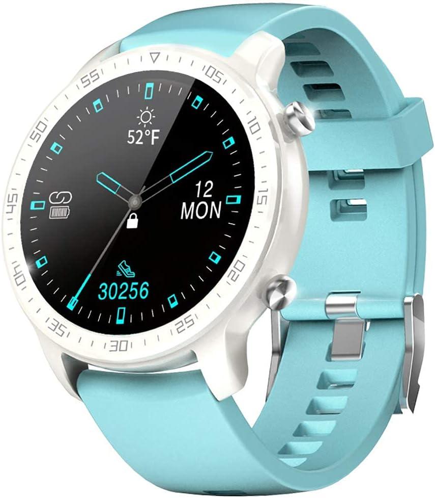Smart Watch for Women, YIRSUR IP68 Waterproof Always-on 1.3