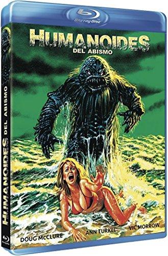 Humanoides del abismo [Blu-ray]