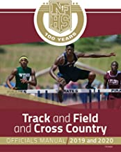 2019 and 2020 NFHS Track and Field and Cross Country Officials Manual