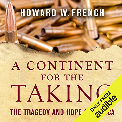 Couverture de A Continent for the Taking