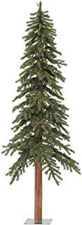 Vickerman 6' Unlit Natural Alpine Christmas Tree