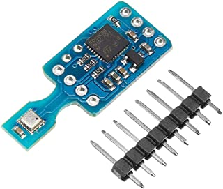 Beacher Ameli GY-MCU680V1 BME680 Temperatura Humedad Presión Calidad del Aire Interior Módulo de Sensor IAQ para Arduino DIY Kit