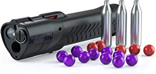 PepperBall LIFELITE Personal Defense Launcher Kit, Non-Lethal Protection Pepper Ball Launcher for Self Defense includes Pr...