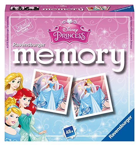 Ravensburger Disney Princess Mini Memory Game