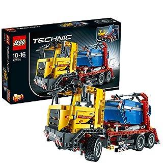 LEGO Technic 42024 - Container-Truck (B00F3B48WW) | Amazon price tracker / tracking, Amazon price history charts, Amazon price watches, Amazon price drop alerts