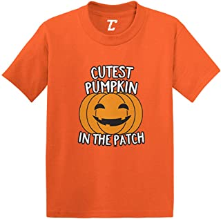 Cutest Pumpkin in The Patch - Infant/Toddler Cotton Jersey T-Shirt