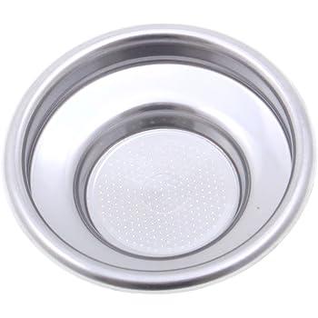 Colador/filtro 1 taza para Rancilio Cafetera expreso: Amazon.es: Hogar
