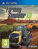 Farming Simulator 18 (PlayStation Vita) UK IMPORT REGION FREE
