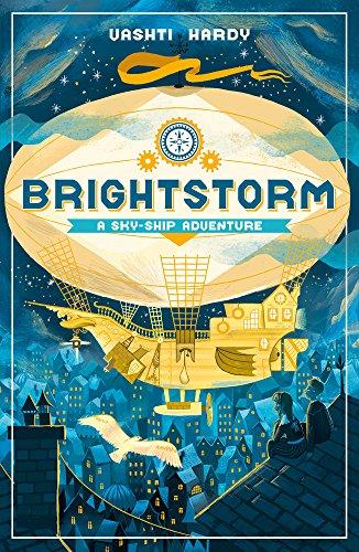 Brightstorm: A Sky-Ship Adventure by Vashti Hardy