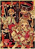 YYTTLL Anime Puzzles Jigsaw, 1000 Piezas Puzzle Rompecabezas De Madera Juguetes Intelectuales, Rompecabezas Divertidos Imagen-Hanako-Kun