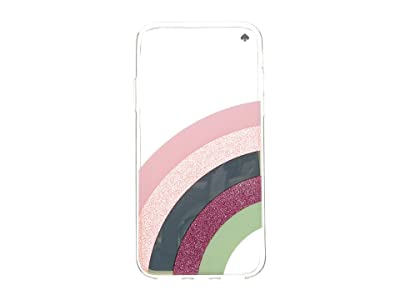 Kate Spade New York Glitter Rainbow Phone Case For iPhone XS (Multi) Cell Phone Case