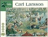 Carl Larsson: Crayfishing (Pomegranate Artpiece Puzzle)