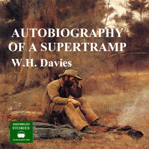 The Autobiography of a Supertramp audiobook cover art