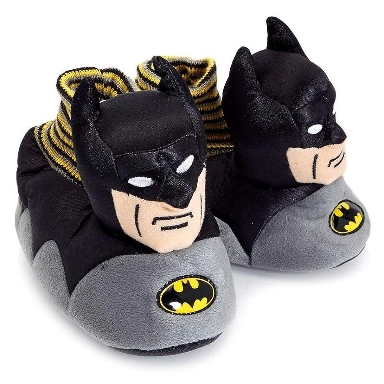 DC Comics Batman Boys' Slippers