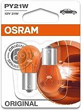 Osram Original Bulbs PY21W 7507-02B 12V 21W (Pair)