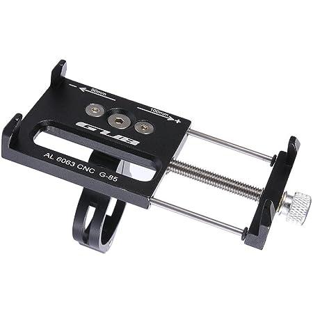 Bicycle Bike Aluminum Alloy Handlebar Mount Phone GPS Clip Holder Bracket New 1x