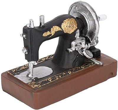Máquina De Coser Antigua Escultura Sala De Estar Decoración De La ...