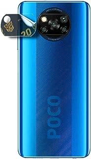 شاشة حماية من زجاج النانو الصلب لعدسة كاميرا بوكو X3 برو