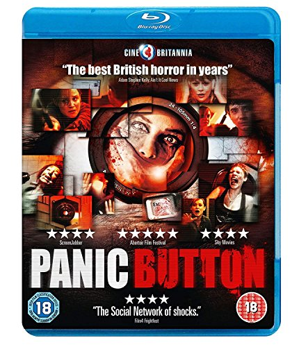 SHOWBOX Panic Button [BLU-RAY]