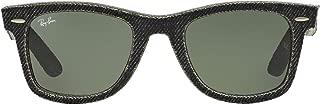 RB2140 Original Wayfarer Sunglasses, JEANS BLACK, 46 mm