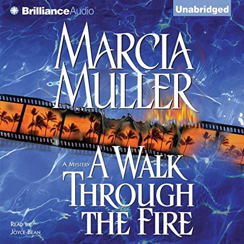 A Walk Through the Fire audiobook cover art