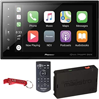 "$745 » Pioneer DMH-C5500NEX 8"" Car Stereo Feature Retention Bundle with iDatalink Maestro Module. Modular Capacitive Digital Medi..."