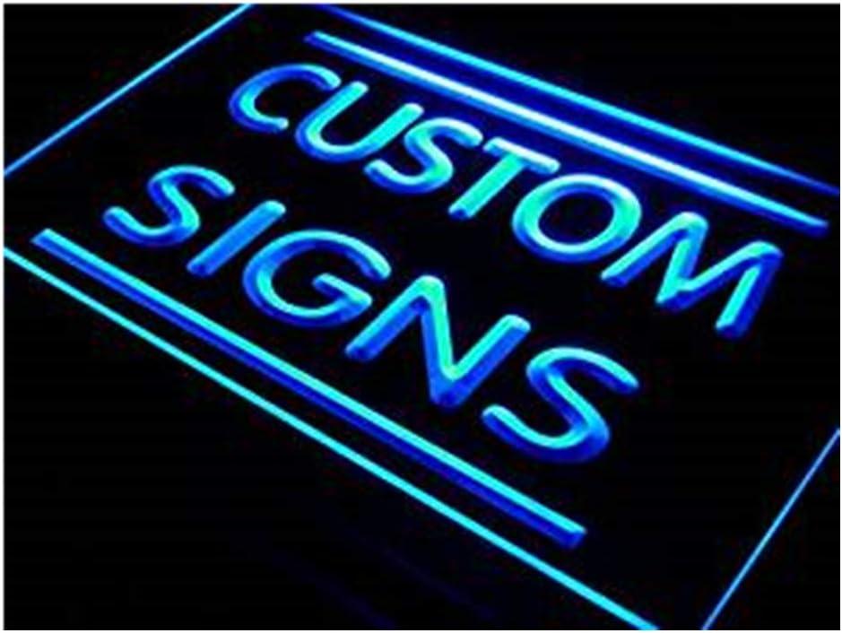 Custom 2020新作 LED Sign 新作 大人気