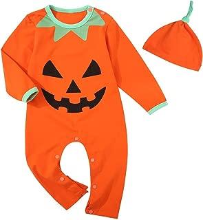 Best infant pumpkin outfit Reviews