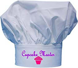 Cupcake Master Pastry Chef Hats | Baking Toques White