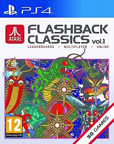 Atari Flashback Classics Volume 1 - Ps4-europeu-playstation_4