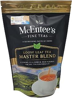 McEntee's Master Blend Thee - 250 g Zakje - Gemengd door MCENTEE'S TEA AN AWARD WINNING THEE BLENDING BEDRIJF