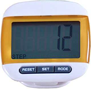 Formvan LCD Run Step Pedometer Walking Distance Calorie Counter