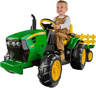 Best Peg Perego John Deere Ground Force Tractor with Trailer Reviews