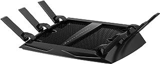 Netgear Renewed R8000-100NAR Nighthawk X6 AC3200 Tri-Band Gigabit Wi-Fi Router